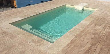 Neptune piscines fabricant fran ais de piscines coque for Piscine coque carre