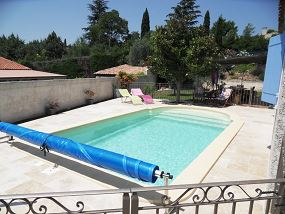 Photo piscine 7 par 3,5 - piscine coque polyester