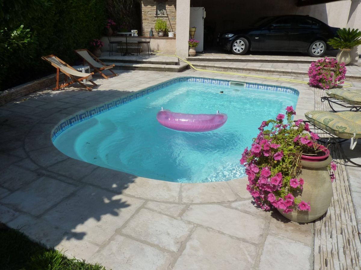 coque piscine 5m