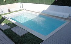 photo piscine coque du mod le annecy 1 photos piscines coque. Black Bedroom Furniture Sets. Home Design Ideas