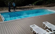 Photos piscine du modèle Durance